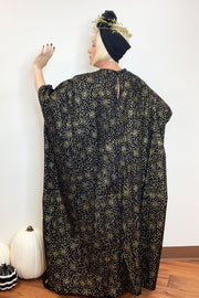 Ziegfeld Follies Caftan - Black