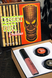 Desert Tiki Goddess Makeup Kit