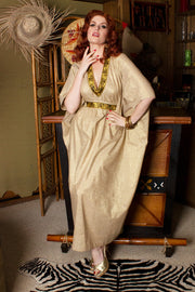 Misirlou Caftan Gold *Limited Edition*