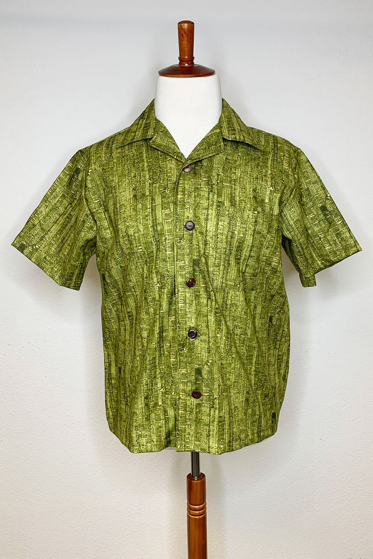 Un-Corked Button Down Shirt Green (1603657859127)