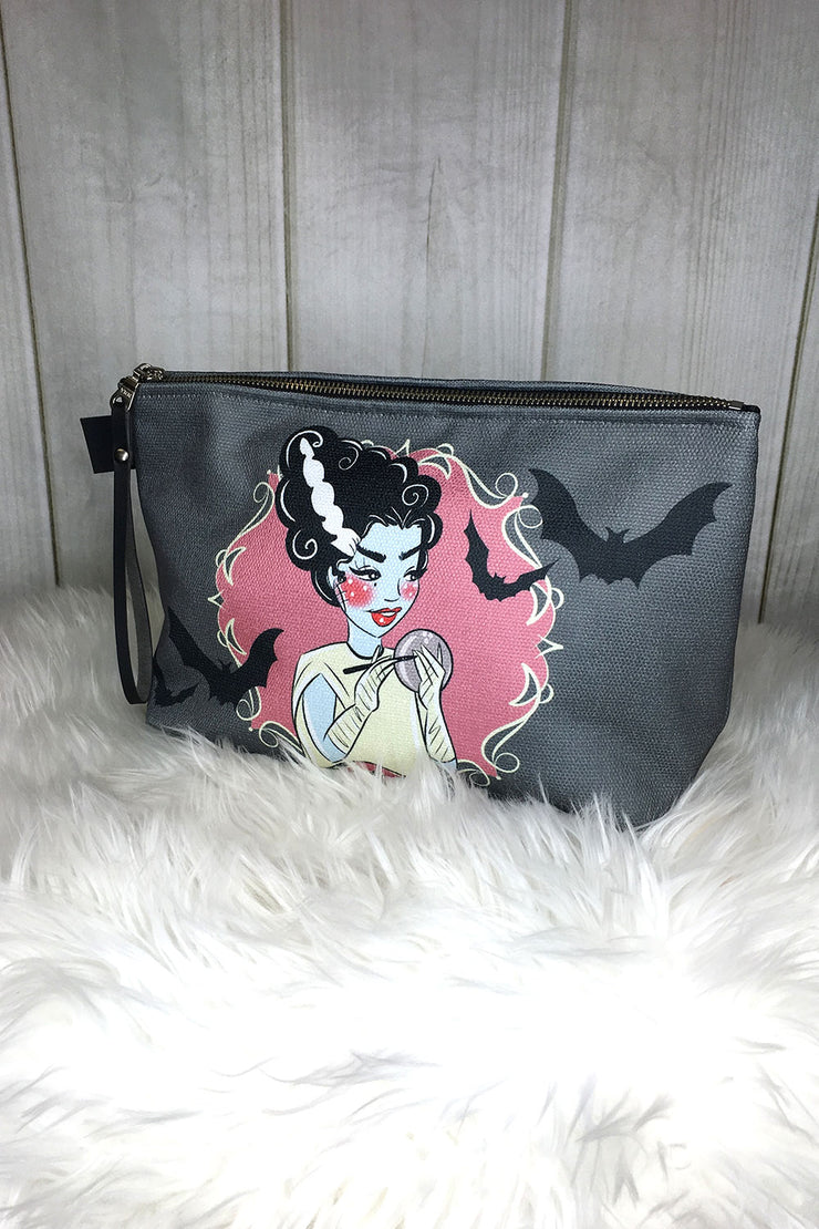 Hello Boo-tiful Clutch by Coppertop.ink