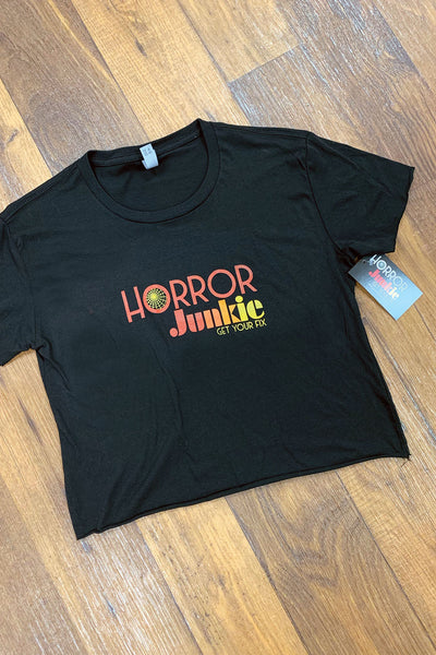 Horror Junkie Crop Top by Horror Junkie (1711963996215)