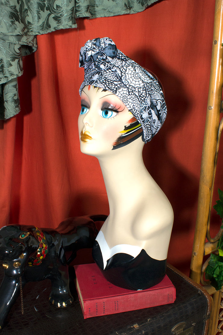 Swirling Turban in Kiss of the Scorpion by TOBS