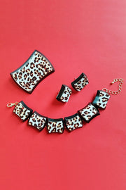 Leopardess Brooke Bracelet