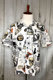 Mystic Madness Button Down (1411914530871)