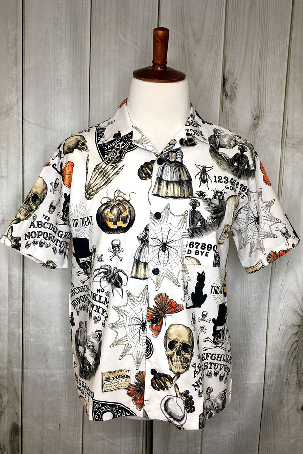 Mystic Madness Button Down