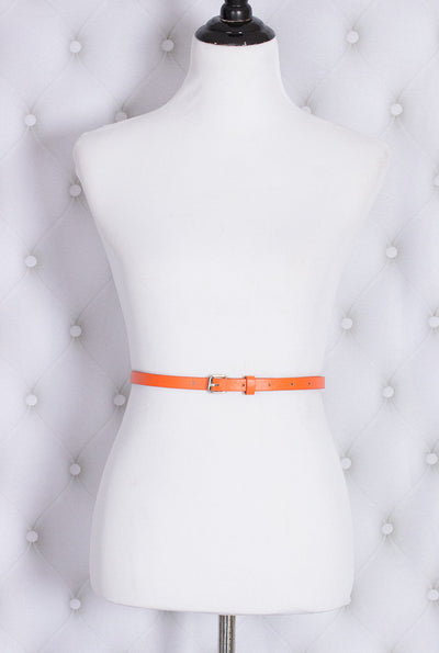 Orange Thin Belt (9845769736)