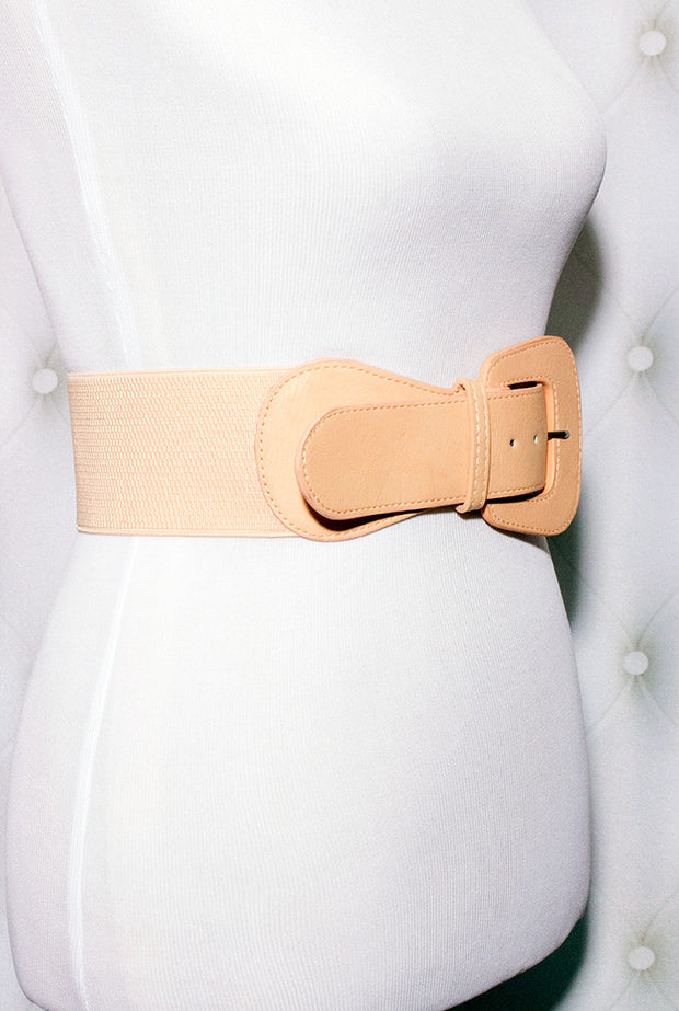 Peach Cobbler Wide Belt