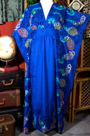 Peacock Palace Caftan - PRE-ORDER