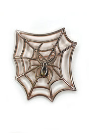 Spiderweb Brooch (10838581256)