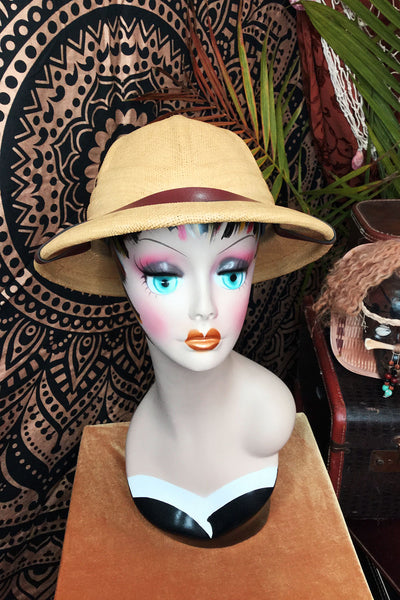 Safari Adventure Hat