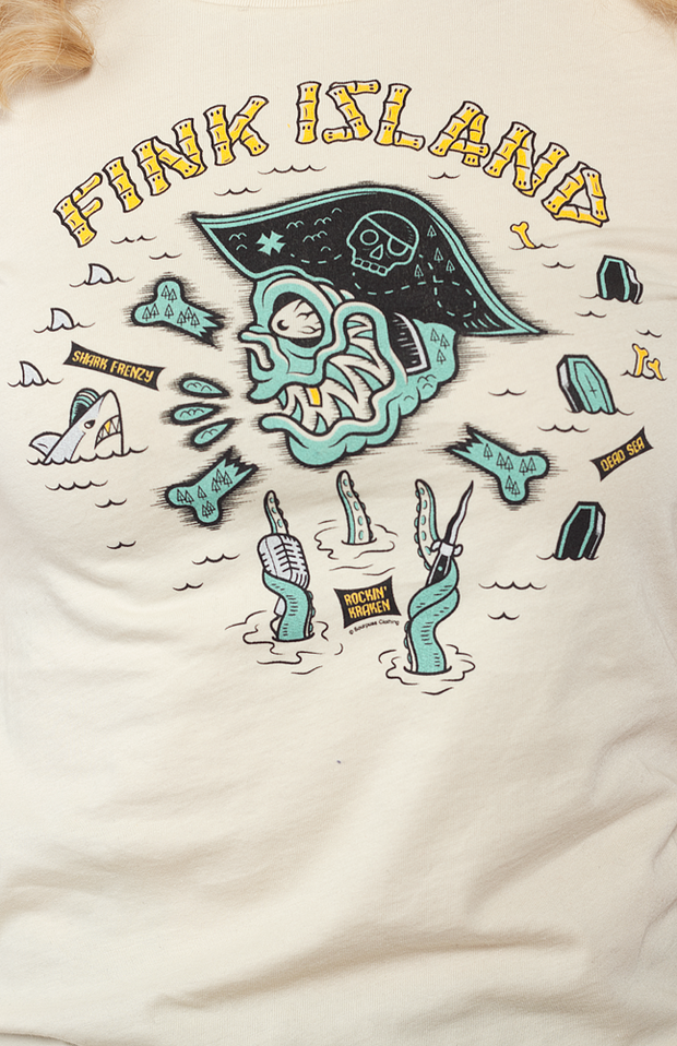Fink Island Pirate T