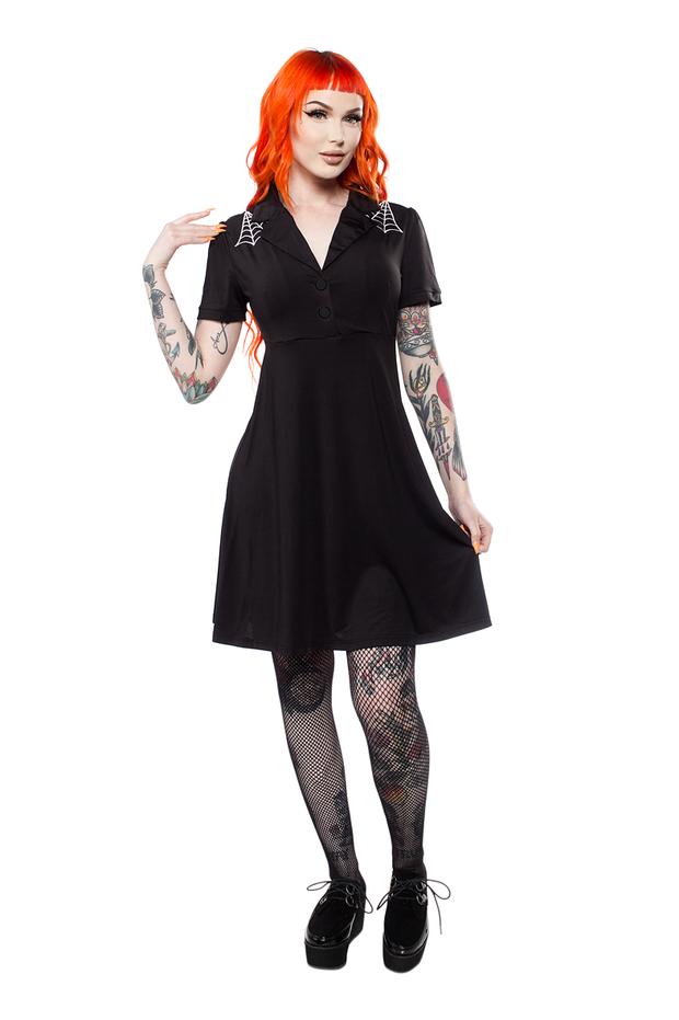 Rosie Spiderweb Dress