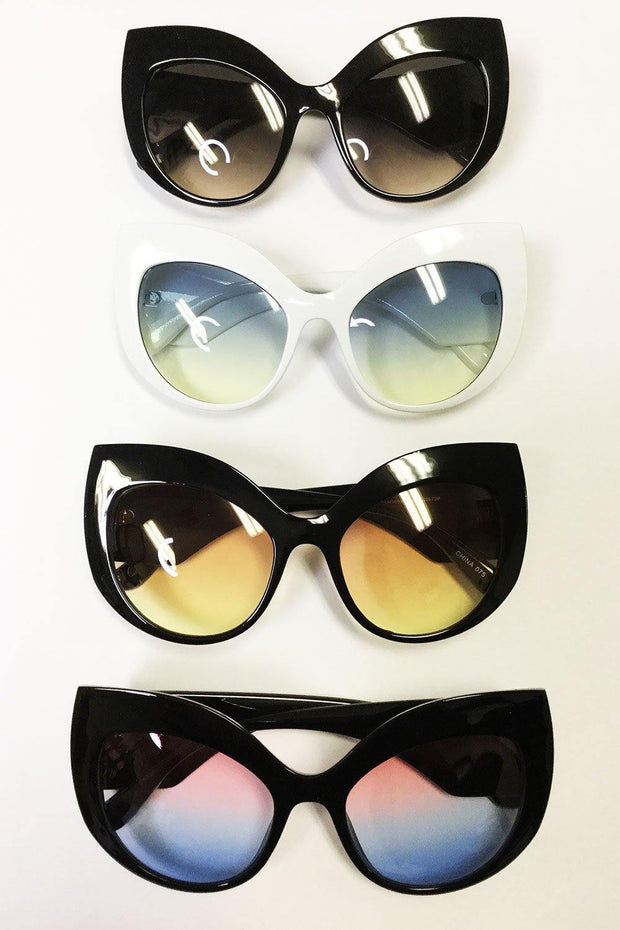 Butterfly Eyes Sunglasses