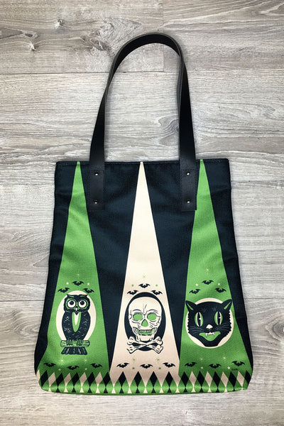 Halloween Treat Tote