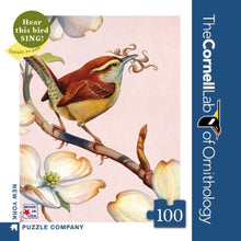 Load image into Gallery viewer, CAROLINA WREN MINI PUZZLE