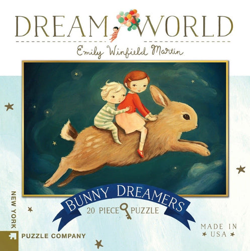 BUNNY DREAMERS MINI PUZZLE