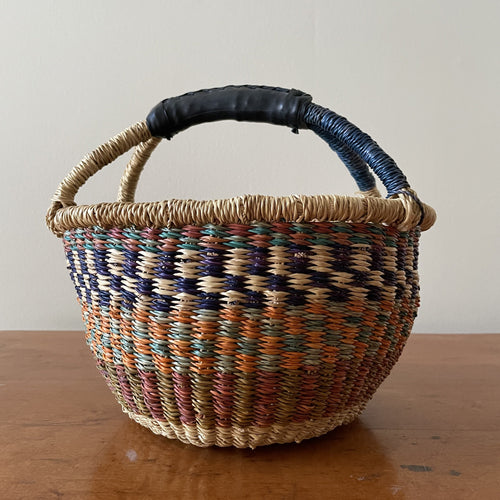 COLORFUL MINI BOLGA BASKET