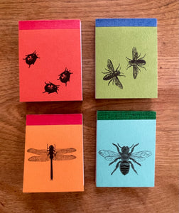 MINI BUG NOTE PAD