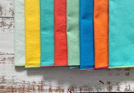 PRISM CLOTH NAPKINS SET OF 8