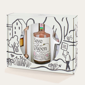 Save The Queen Elderflower Giftpack