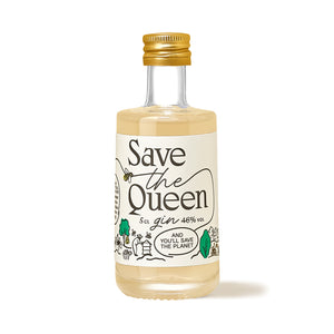 Save The Queen Gin Mini