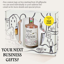 Load image into Gallery viewer, Save The Queen Elderflower Giftpack