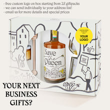 Load image into Gallery viewer, Save The Queen Rum Giftpack