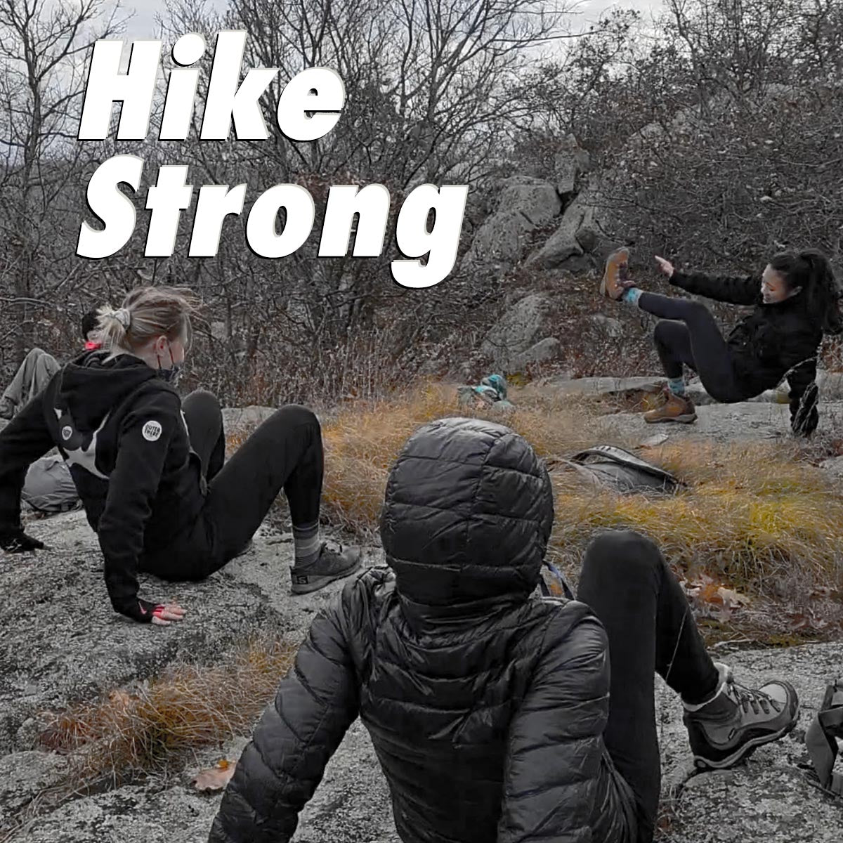 Hike Strong