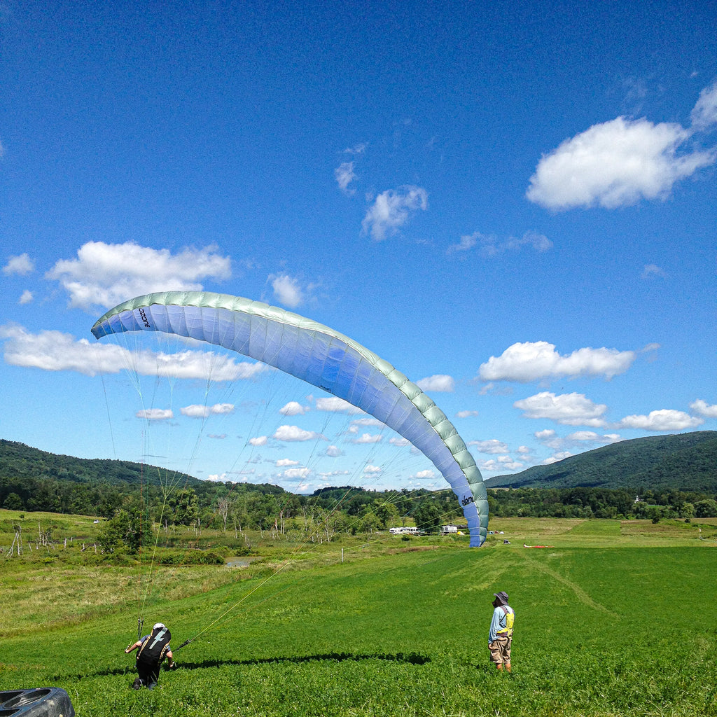Intro to Paragliding!