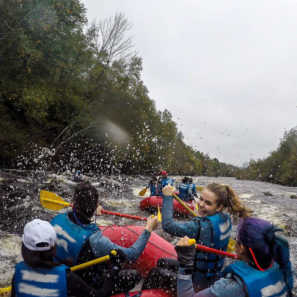 Super Fun Whitewater Rafting Day Trip!