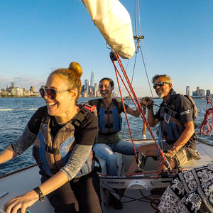 Intro to Sailing in NYC