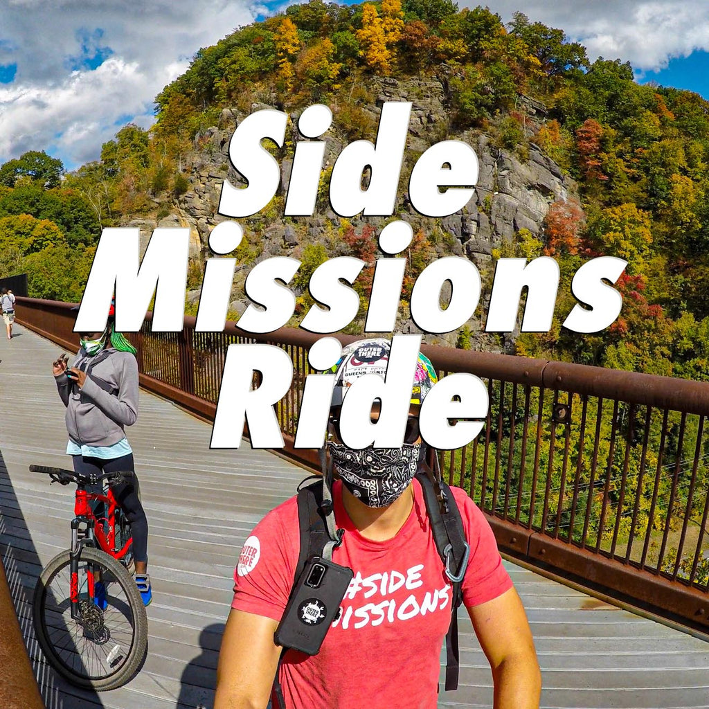 #Sidemissions Ride