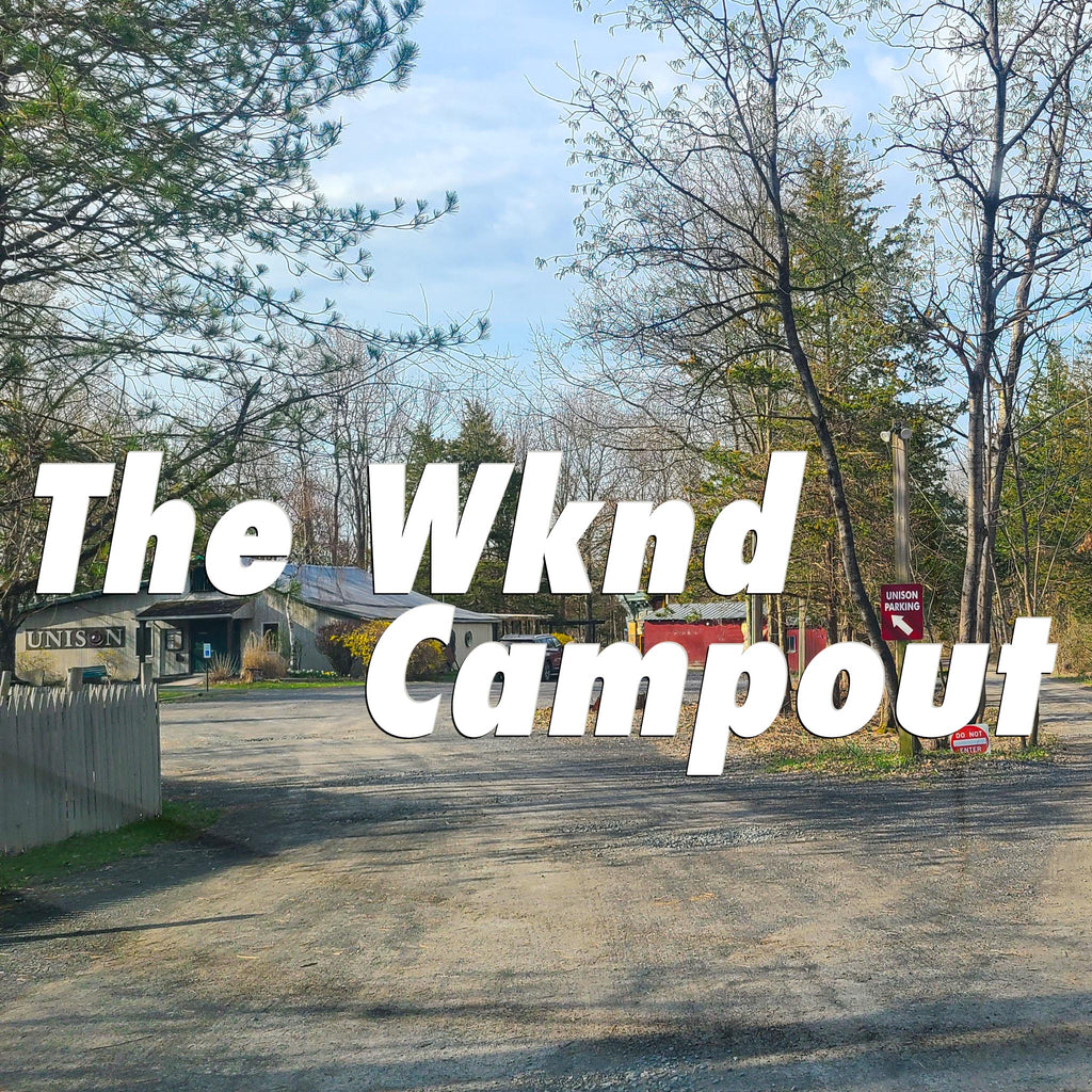 The Wknd Campout by Outerthere