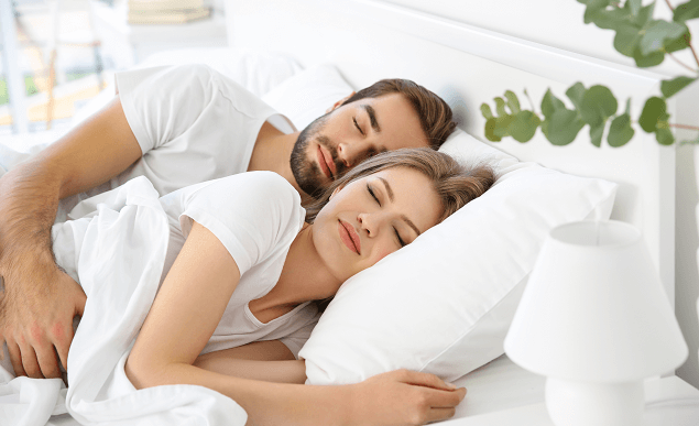 SLEEP AWAY, KEEP DISEASES AT BAY!
