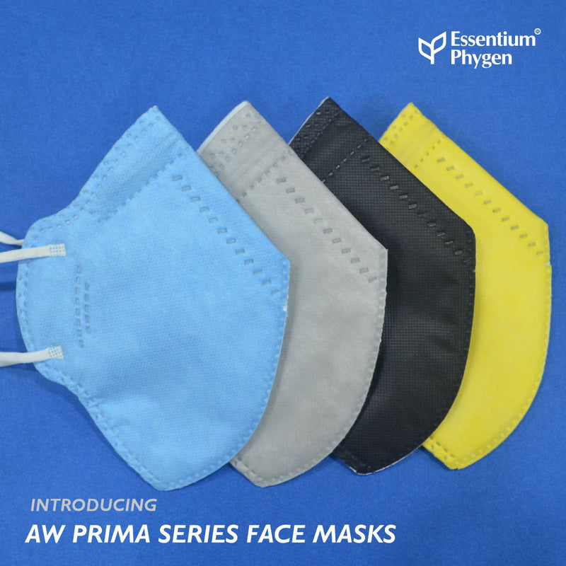 AW Prima Face Mask, Set of 4