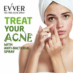 EVVER TEA TREE ACNE SPRAY
