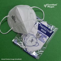 N95 Face Mask USP2500, Set of 5