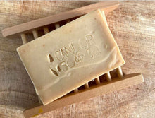 Load image into Gallery viewer, Turmeric and Chamomile Tea Facial Soap | Unscented