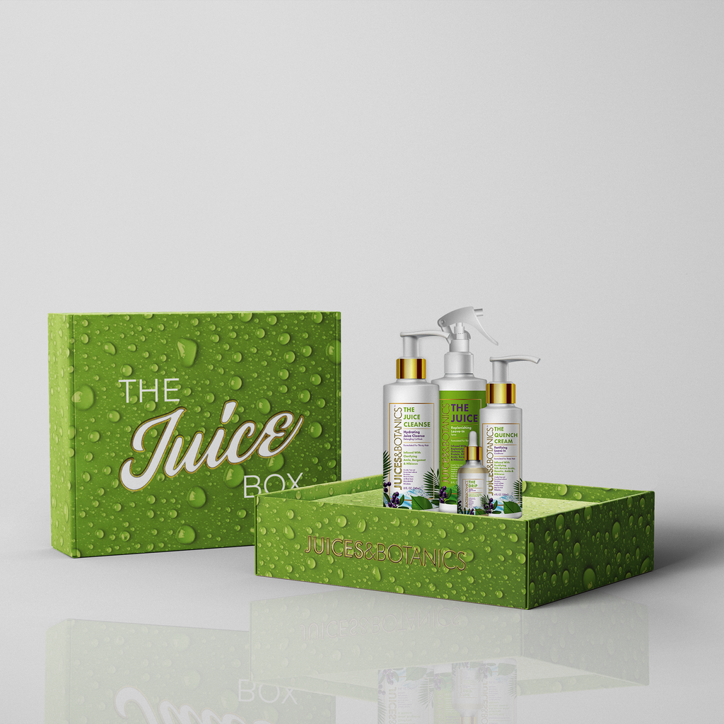 The Juice Box Essentials Set