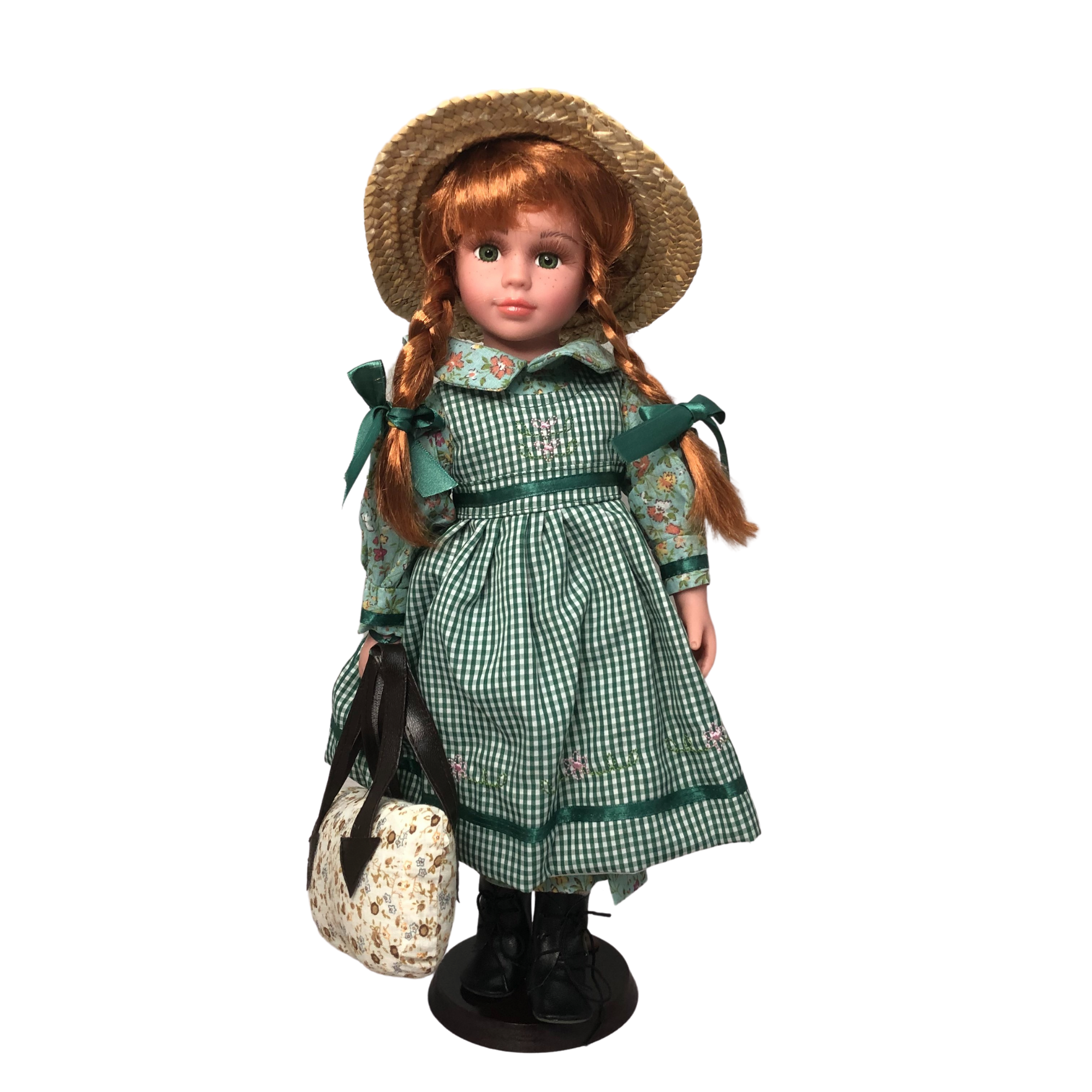 16 inch anne of green gables vinyl doll