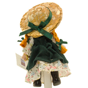 Anne of Green Gables Mini 4.5 Inch Porcelain Doll