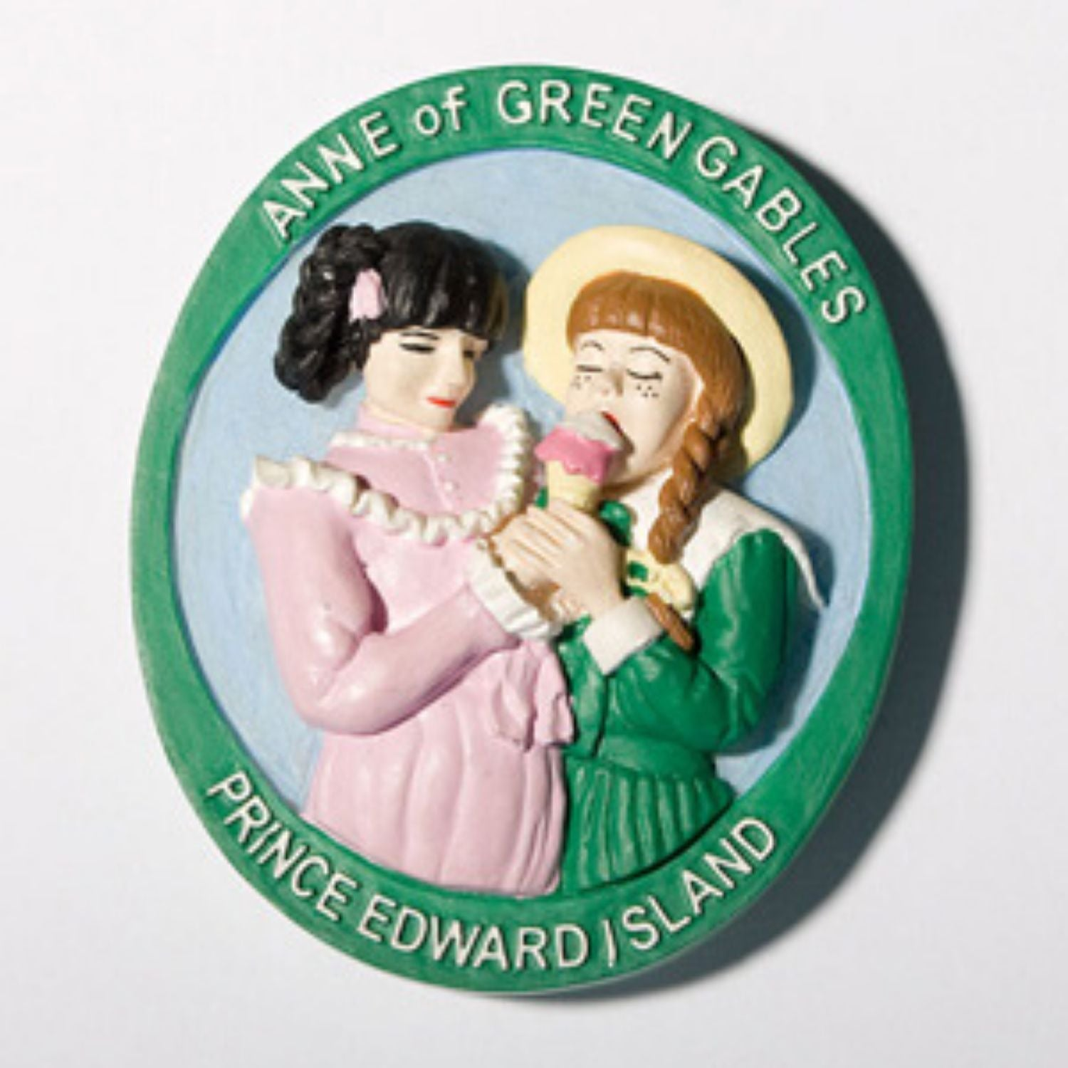 Anne of Green Gables & Dianna Magnet 2 x 2.5""