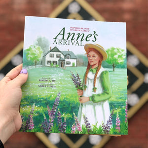 Anne's Arrival Book Anne of Green Gables
