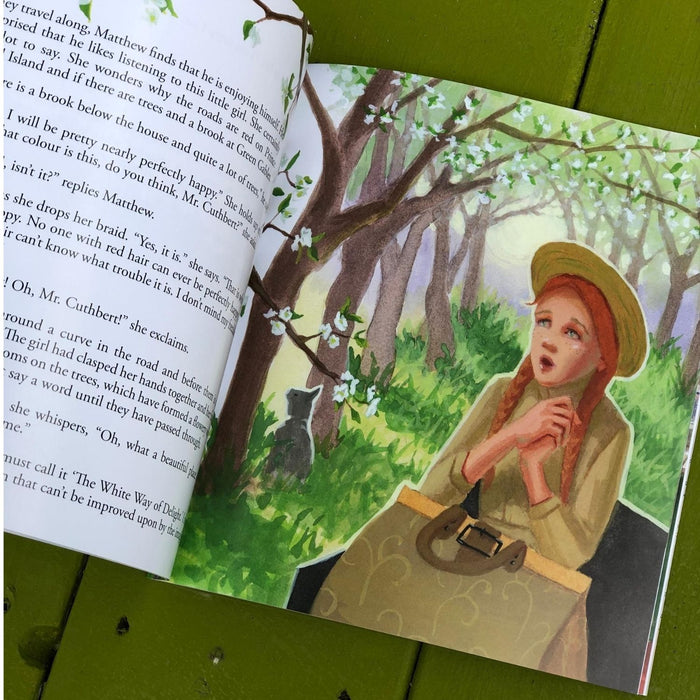 Anne's Arrival Book