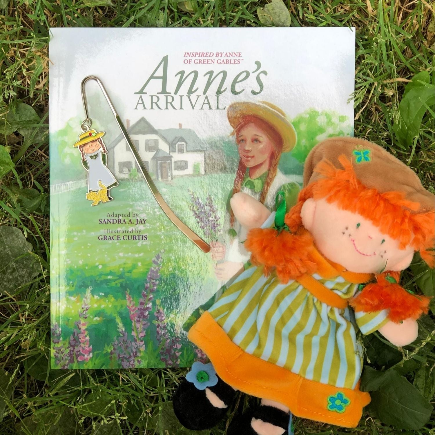 Anne's Arrival Bundle Anne of Green Gables