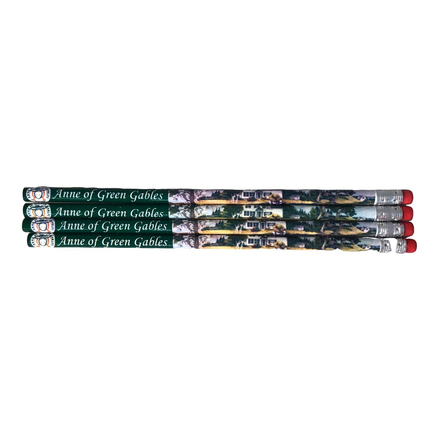 Anne On Quilt Pencils Anne of Green Gables