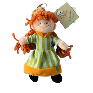 Anne of Green Gables plush keychain