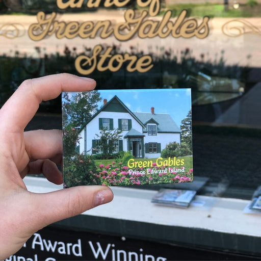 Green Gables House Magnet