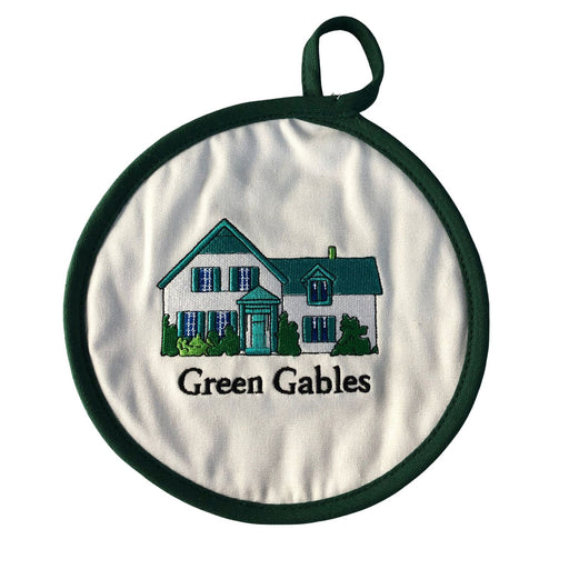 Green Gables Pot Holder